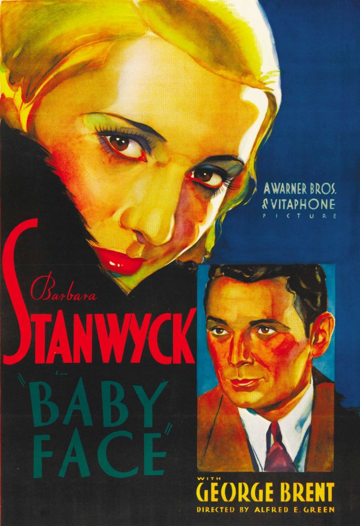 Affiche Baby Face